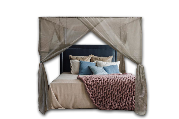 Four Poster Bed EMF Protection Canopy